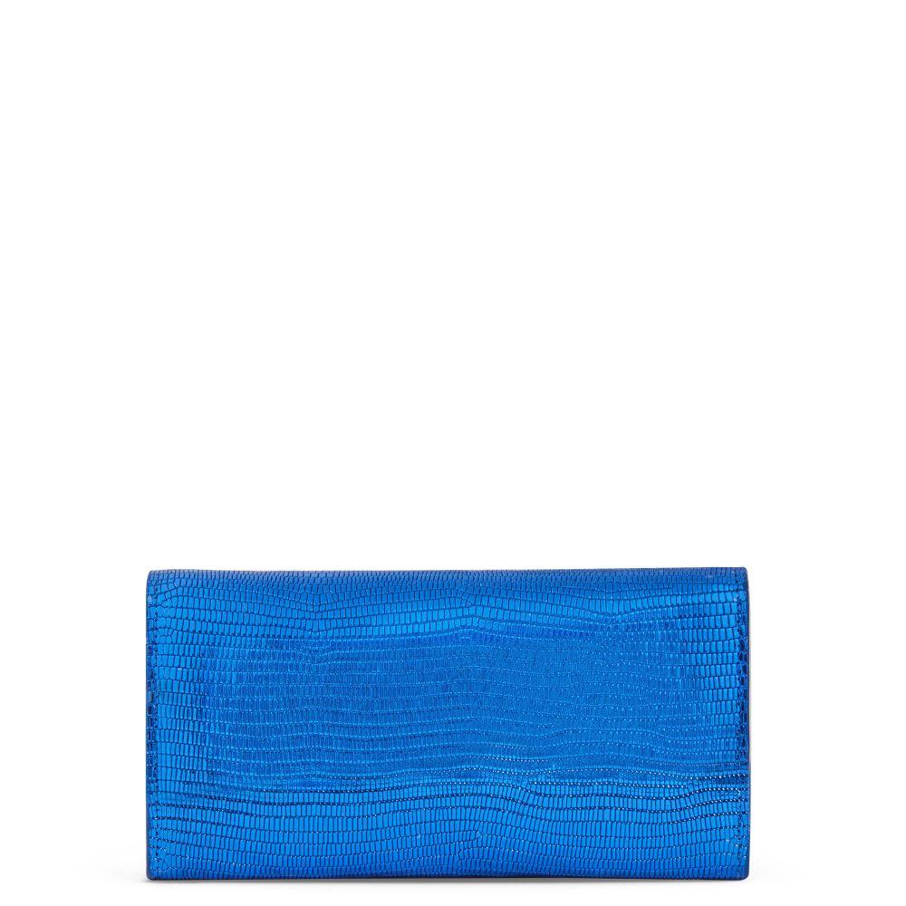 SELENE - Blue - Wallets