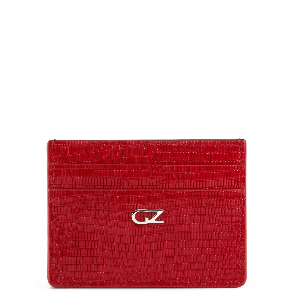 MIKI - Red - Wallets