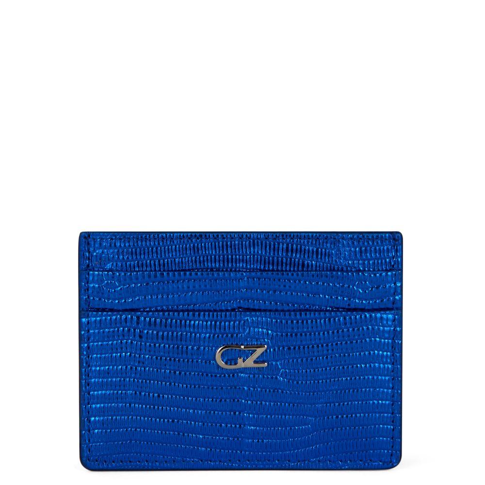 MIKI - Blue - Wallets