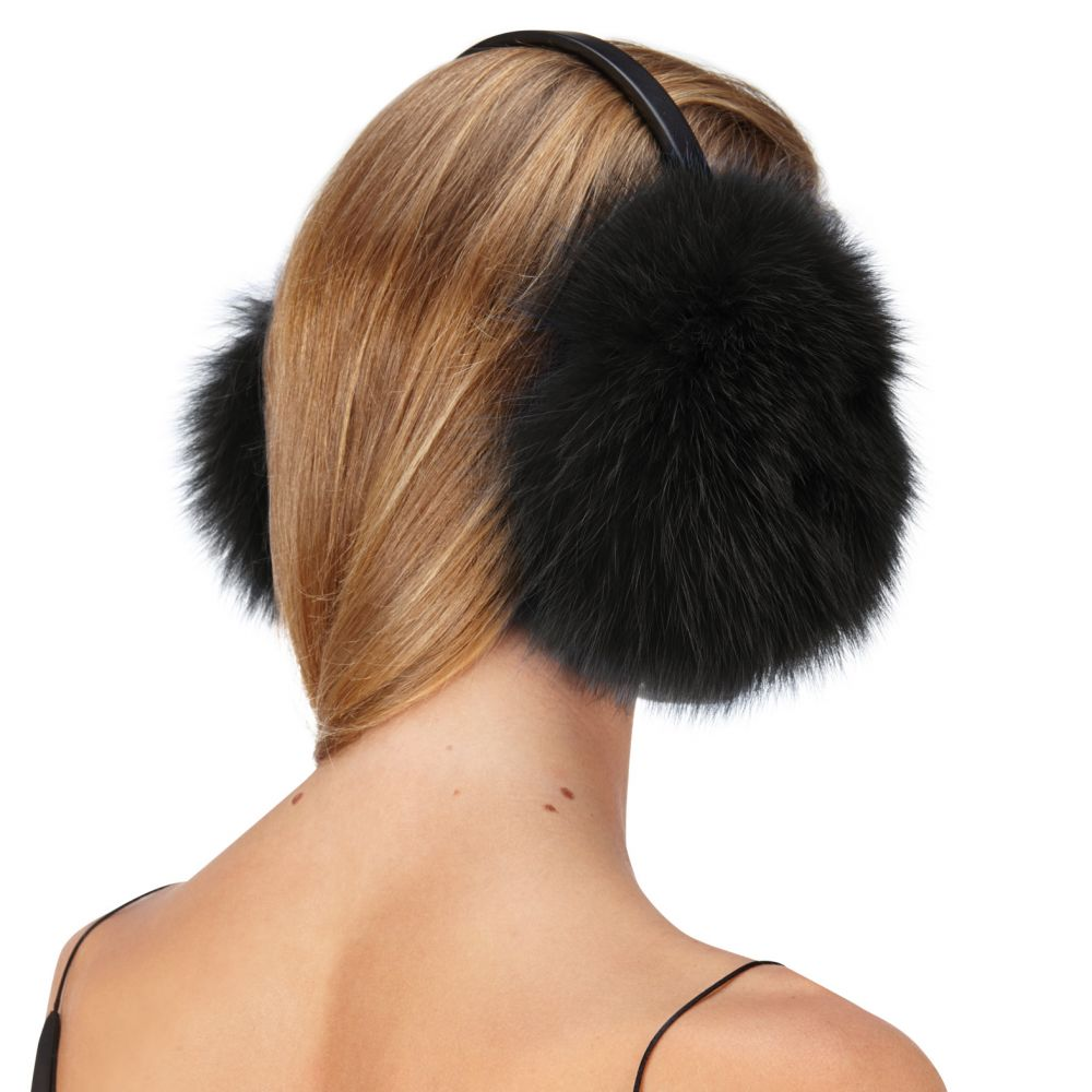 ELEONOR - Black - Earmuffs