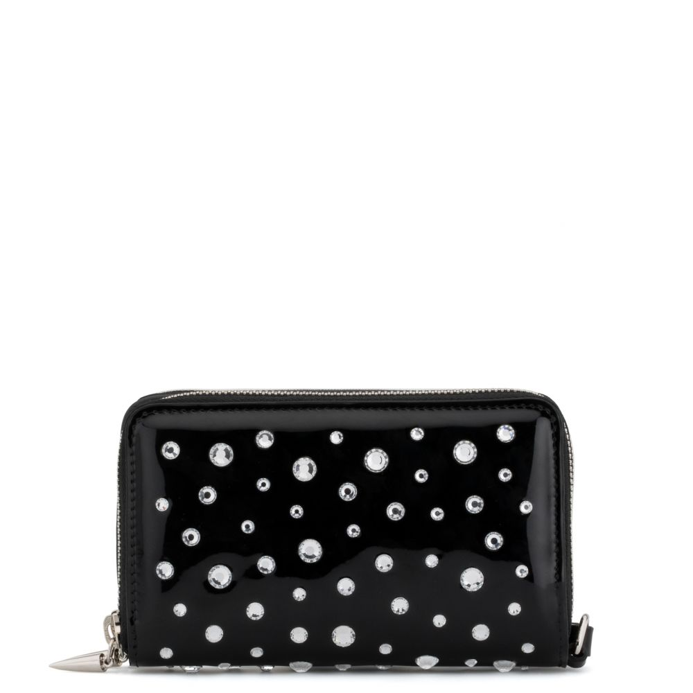 MATHILDE - Black - Wallets