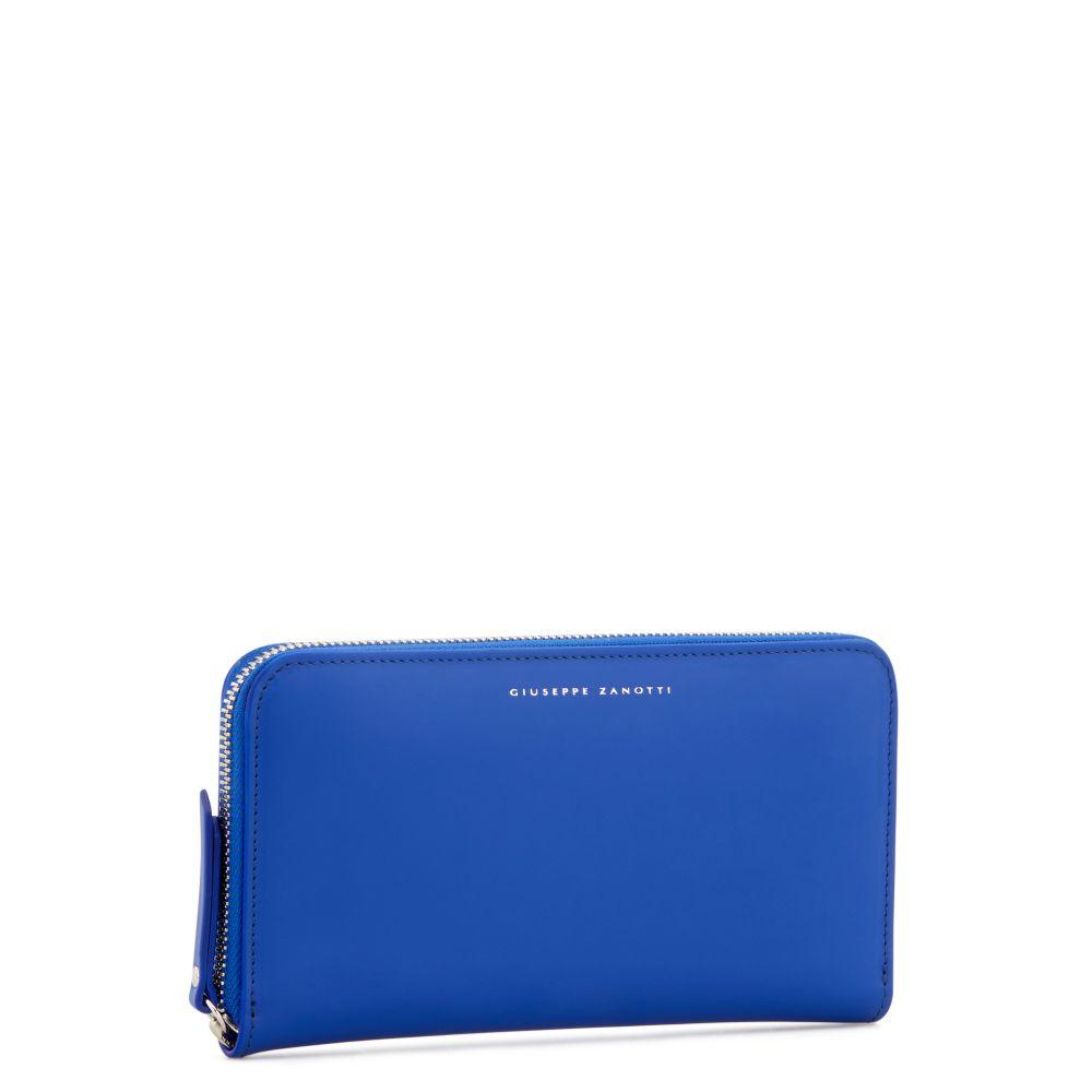 LORRAINE - Blue - Wallets