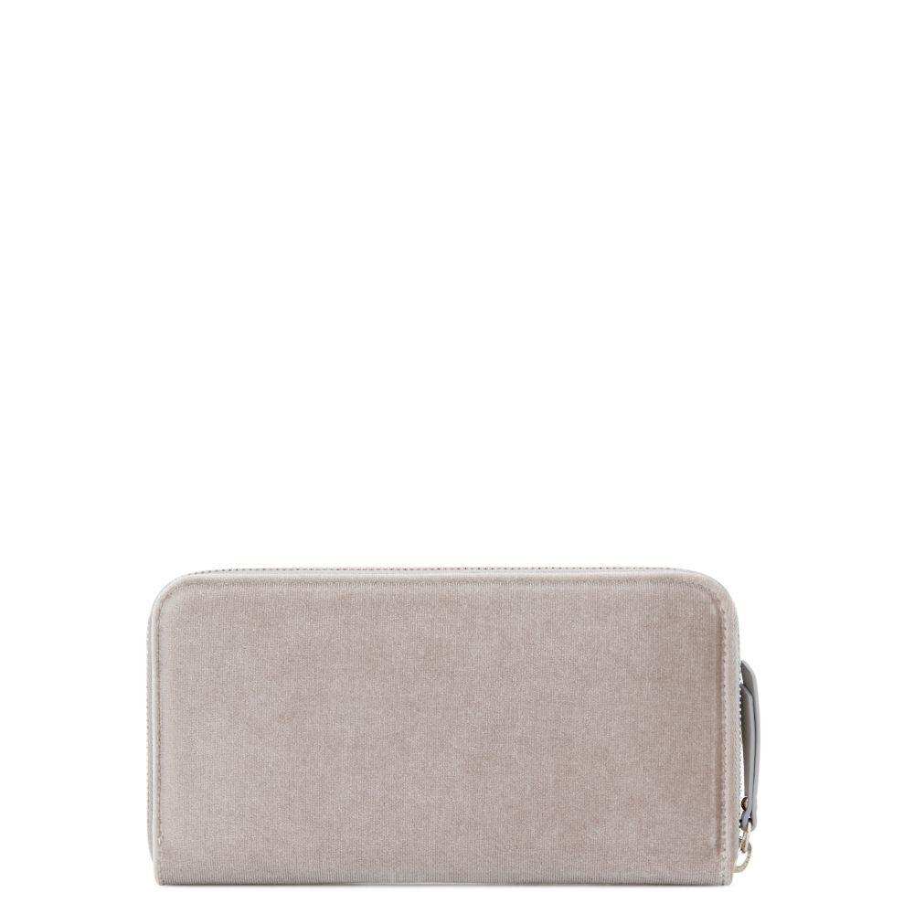 LORRAINE - Grey - Wallets