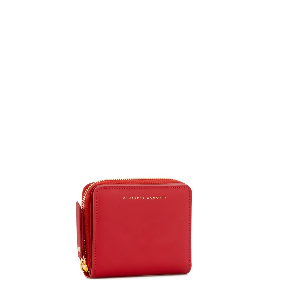 GIULIA - Red - Wallets