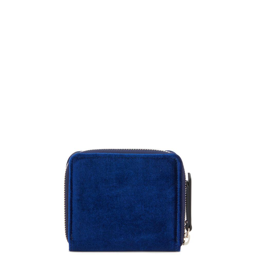 GIULIA SIGN - Blue - Wallets