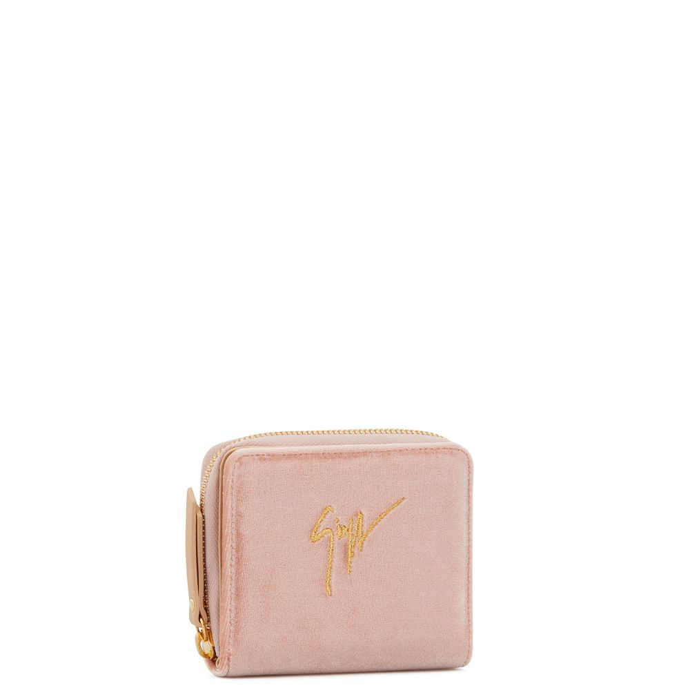 GIULIA SIGN - Pink - Wallets
