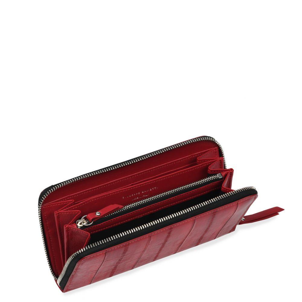 CELIA MIRROR - Red - Wallets