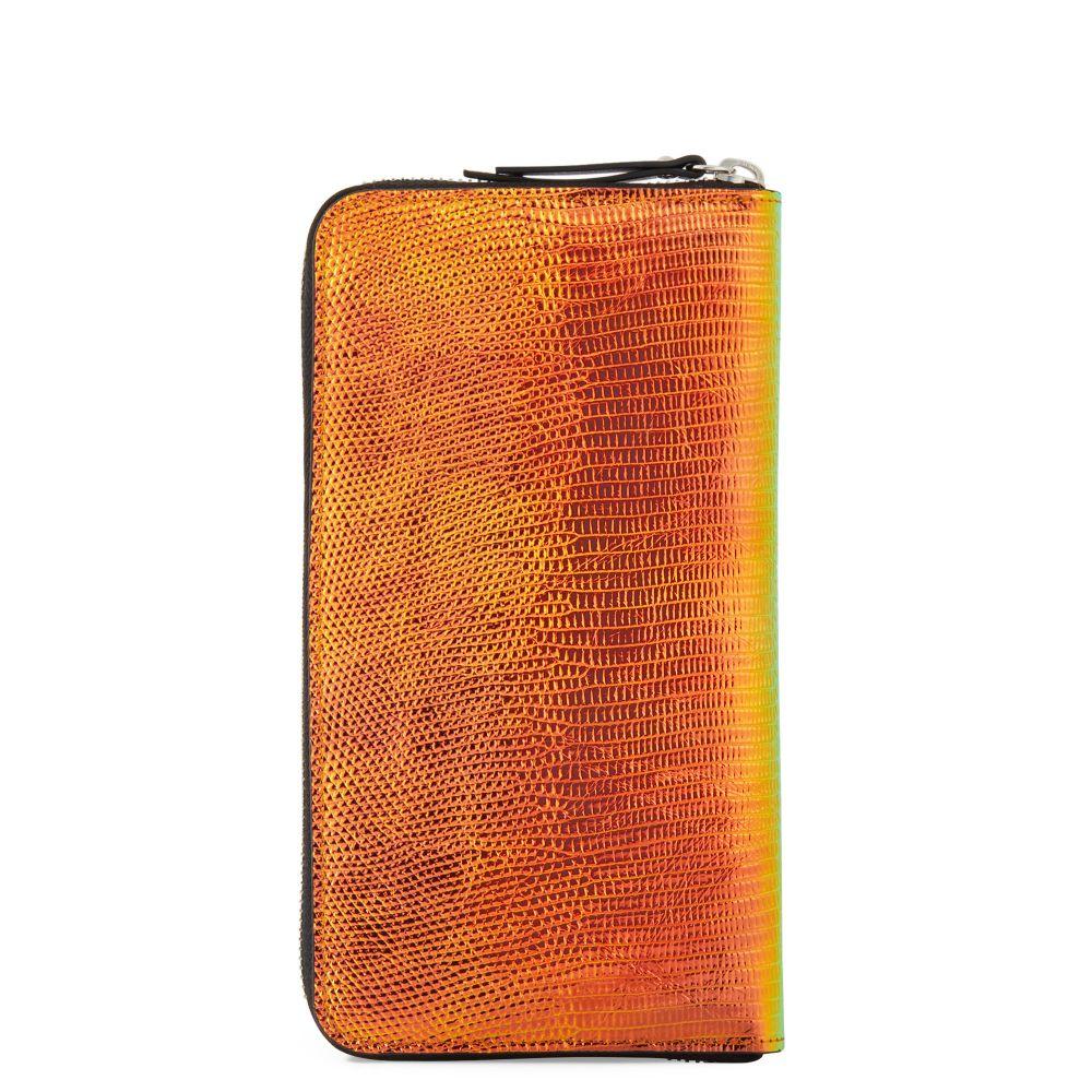 TOM - Orange - Wallets