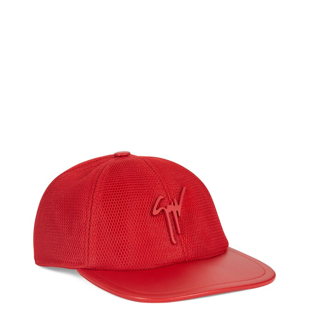 COHEN - Red - Hats