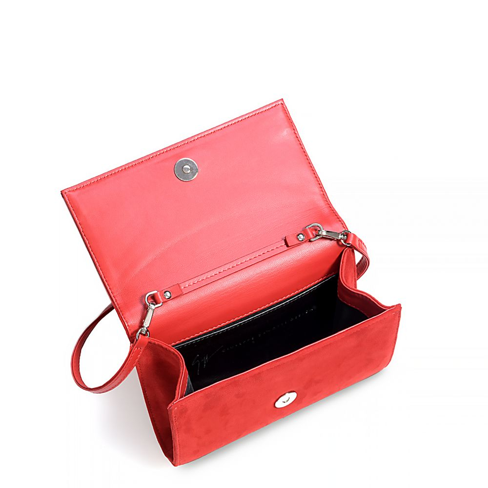 DESIRE' - Red - Clutches