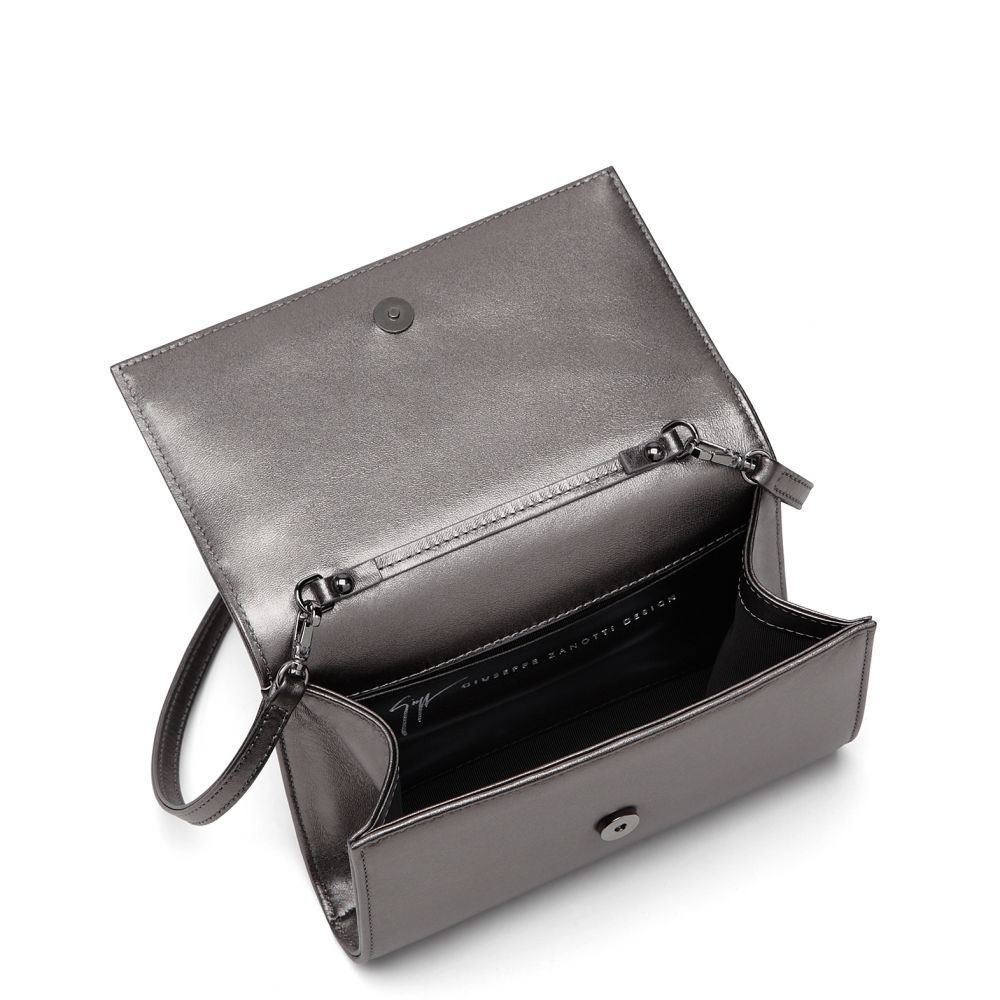 GILDA - Grey - Clutches