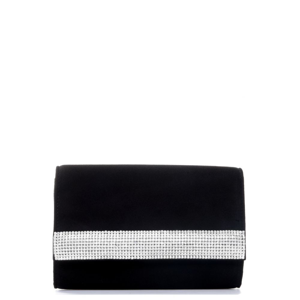 DESIRE' - Black - Clutches