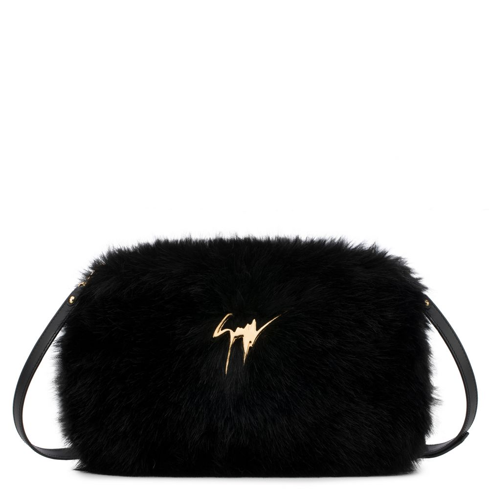 FRANCINE - Black - Clutches
