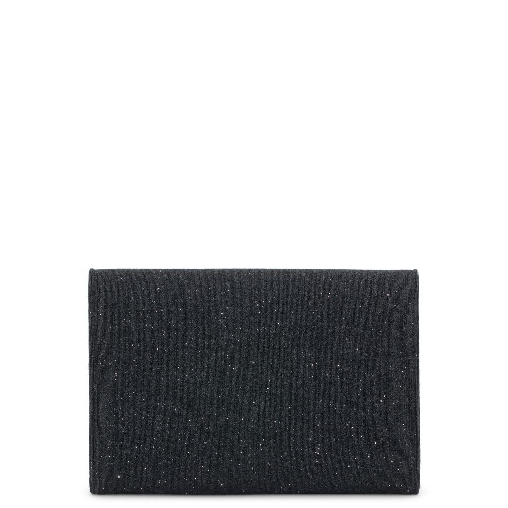 LORY BRIGHT - Black - Clutches