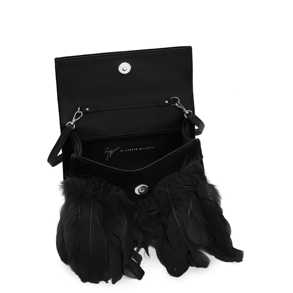TALIA - Black - Clutches