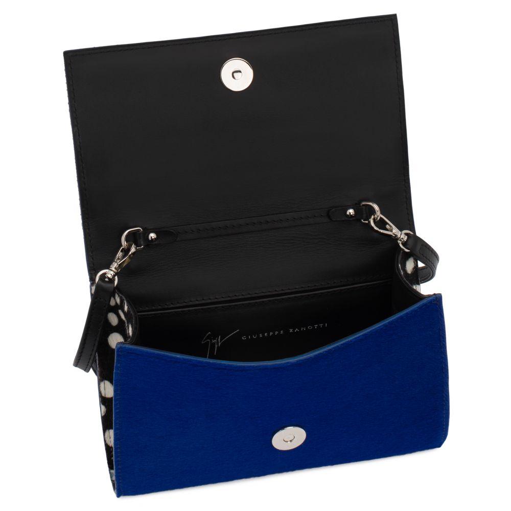 LUCRETIA - Bleu - Pochette