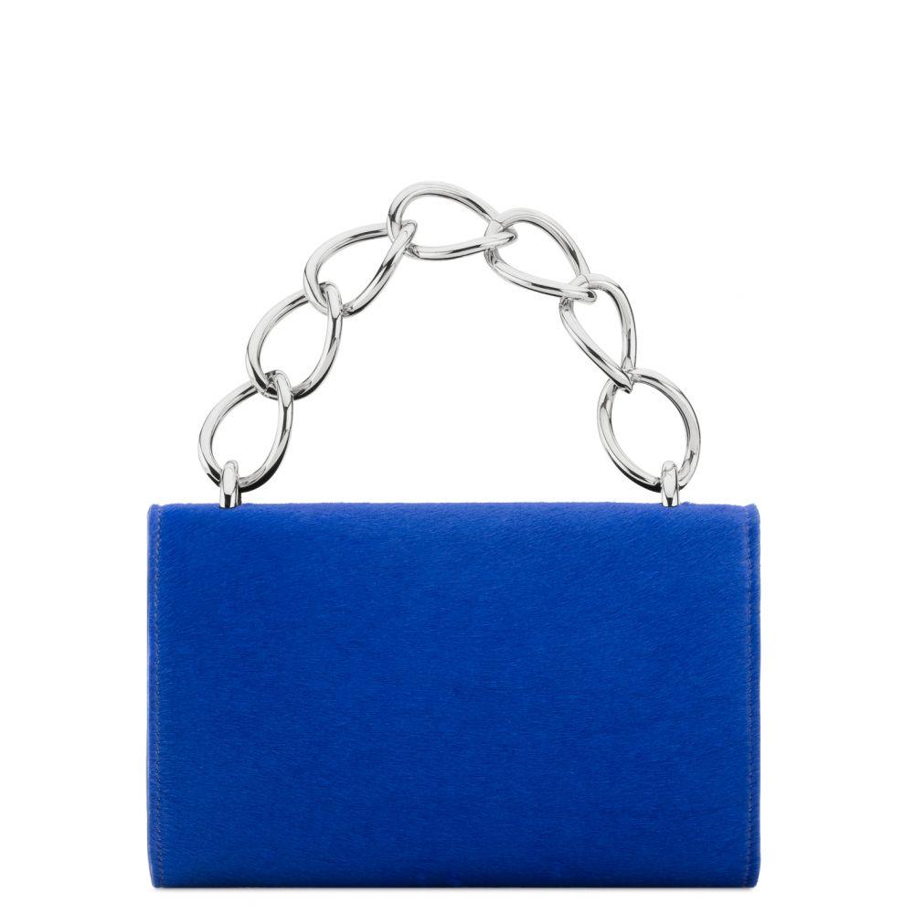 LUCRETIA - Blue - Clutches