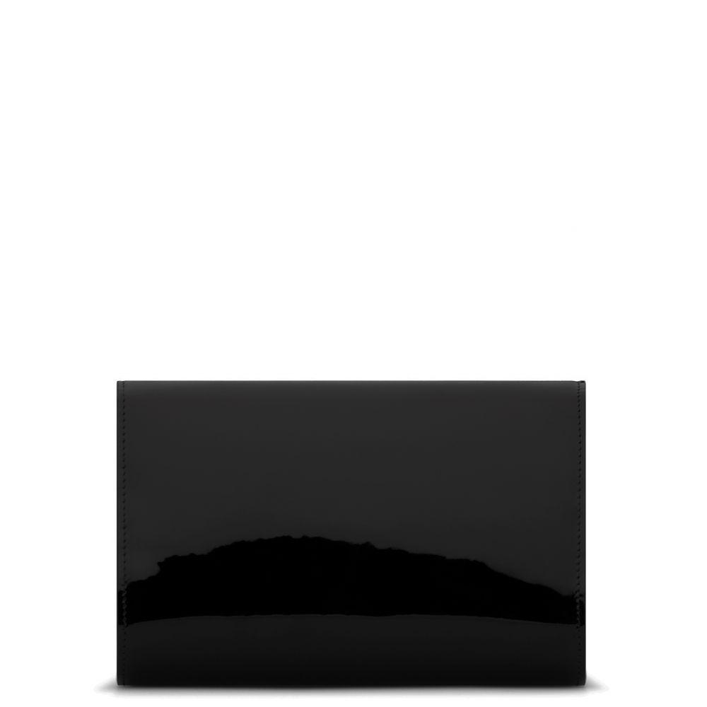 CLEOPATRA BOUCHE - Noir - Pochette