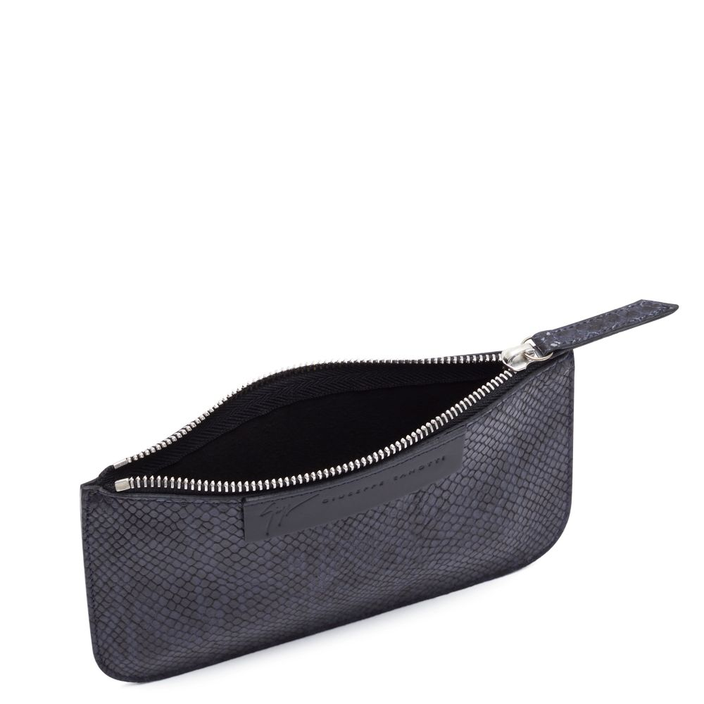 BRESLY - Blue - Clutches