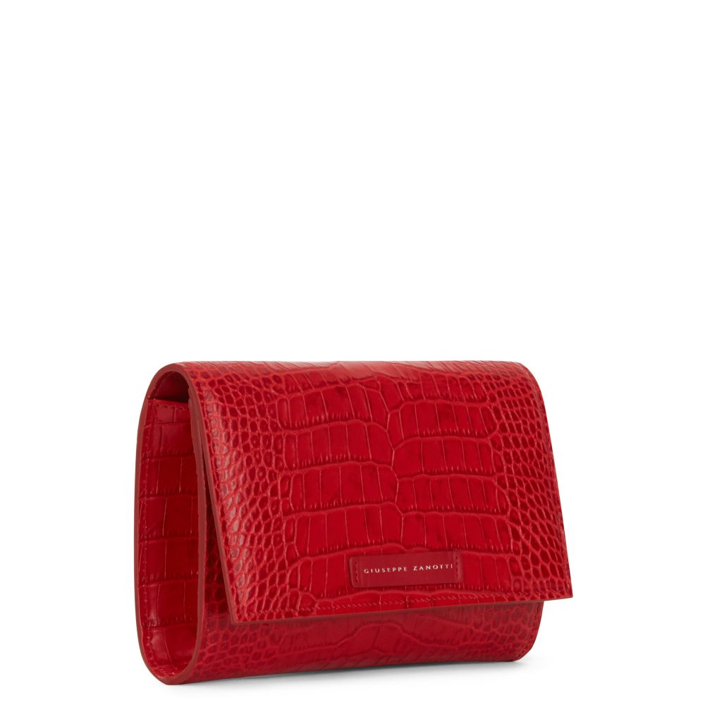 ULYANA - Red - Pouches