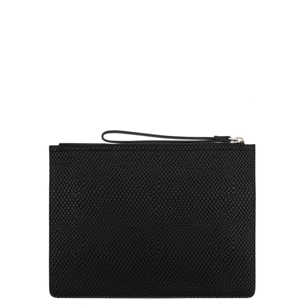 MARCEL - Black - Pouches