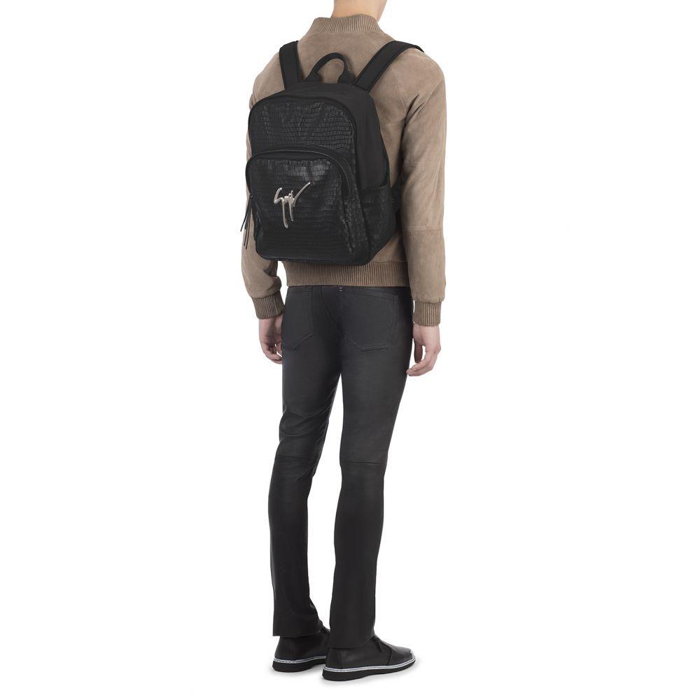 CAREY - Black - Backpacks