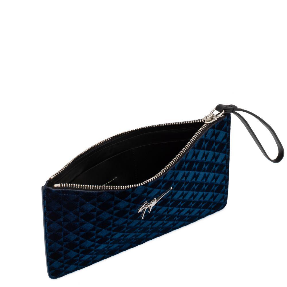 MARCEL - Bleu - Pochette