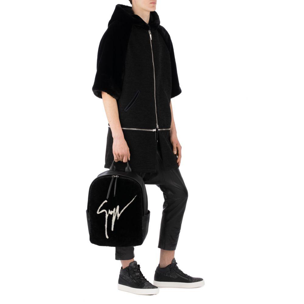CYRIL - Black - Backpacks