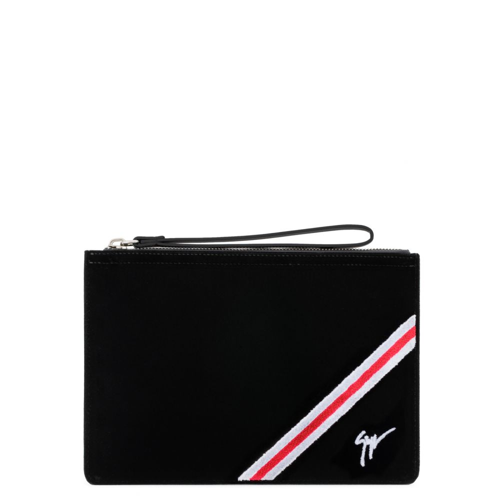CHALMER - Black - Pouches