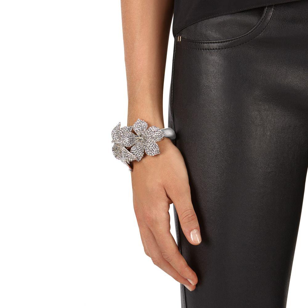 BOUQUET - Silver - Bracelets