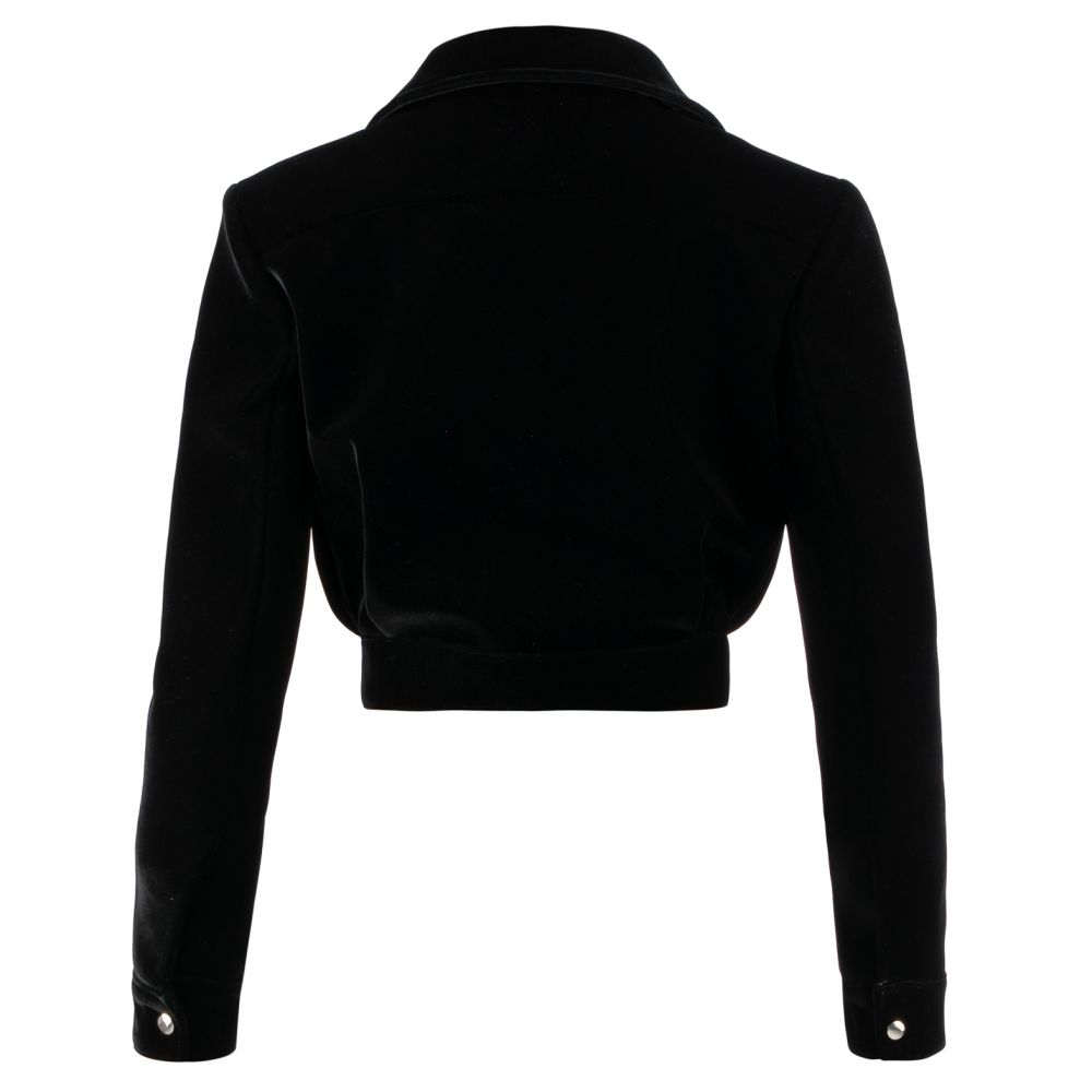AMELIA CROP - Black - Jackets