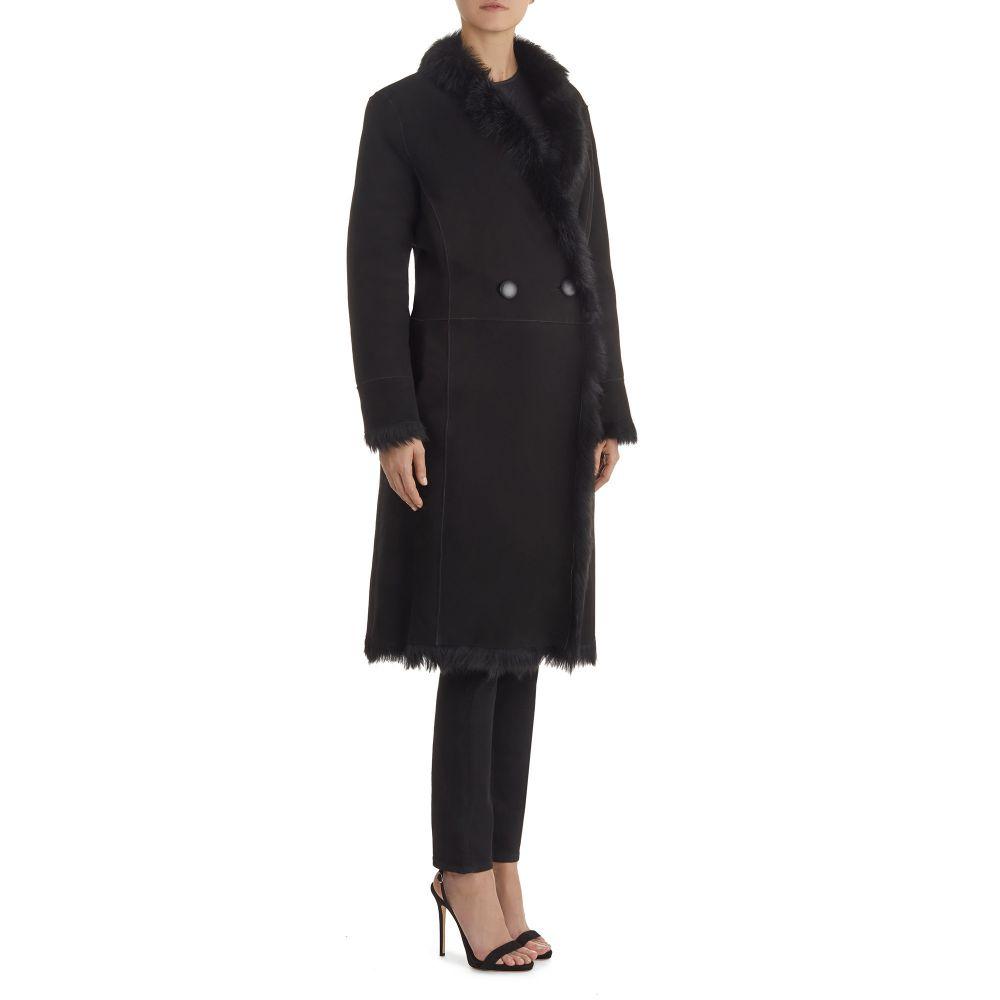 ANNIE - Black - Coats