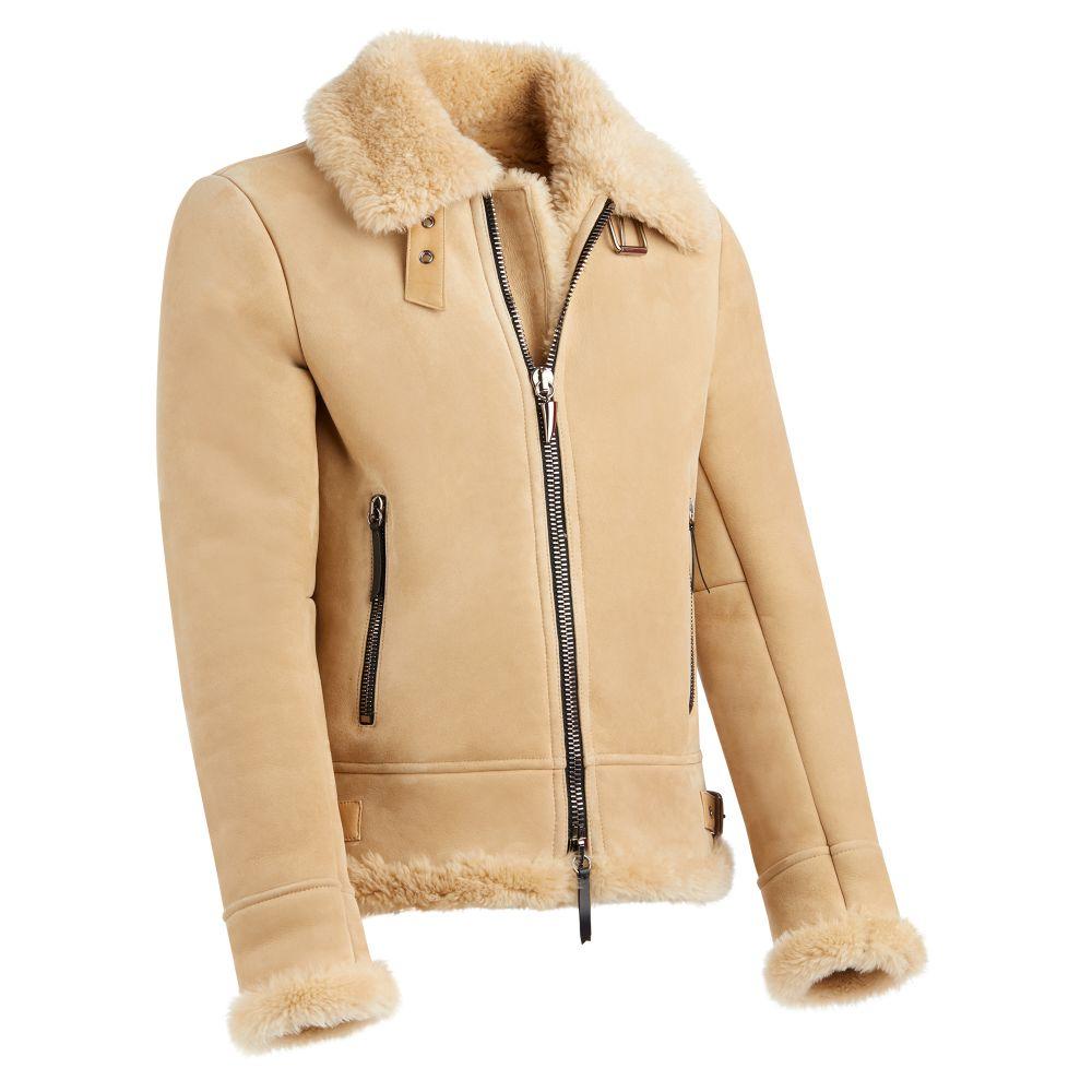 ROBIN - Beige - Jackets
