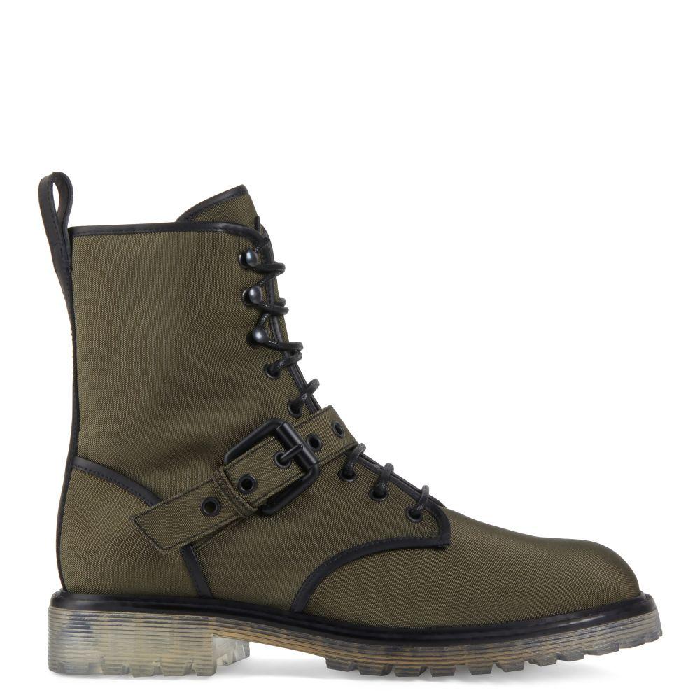 ARGO - Green - Boots