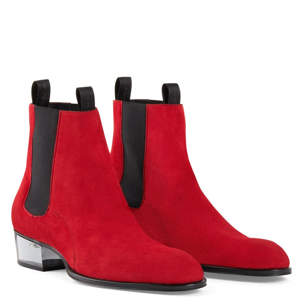 ABBEY PLEXY - Red - Boots