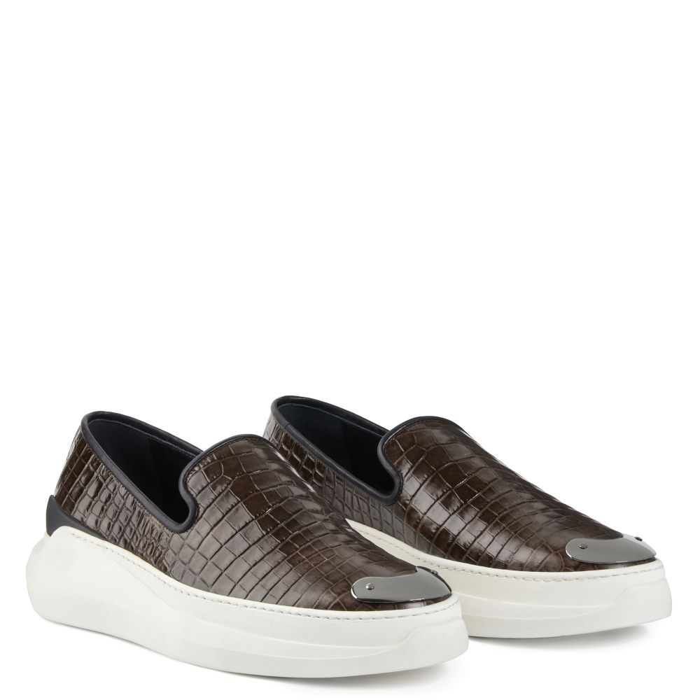CONLEY - Brown - Loafers