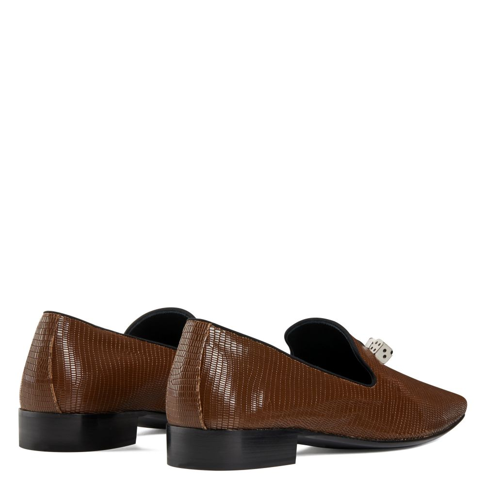 ELIO DICE - Brown - Loafers
