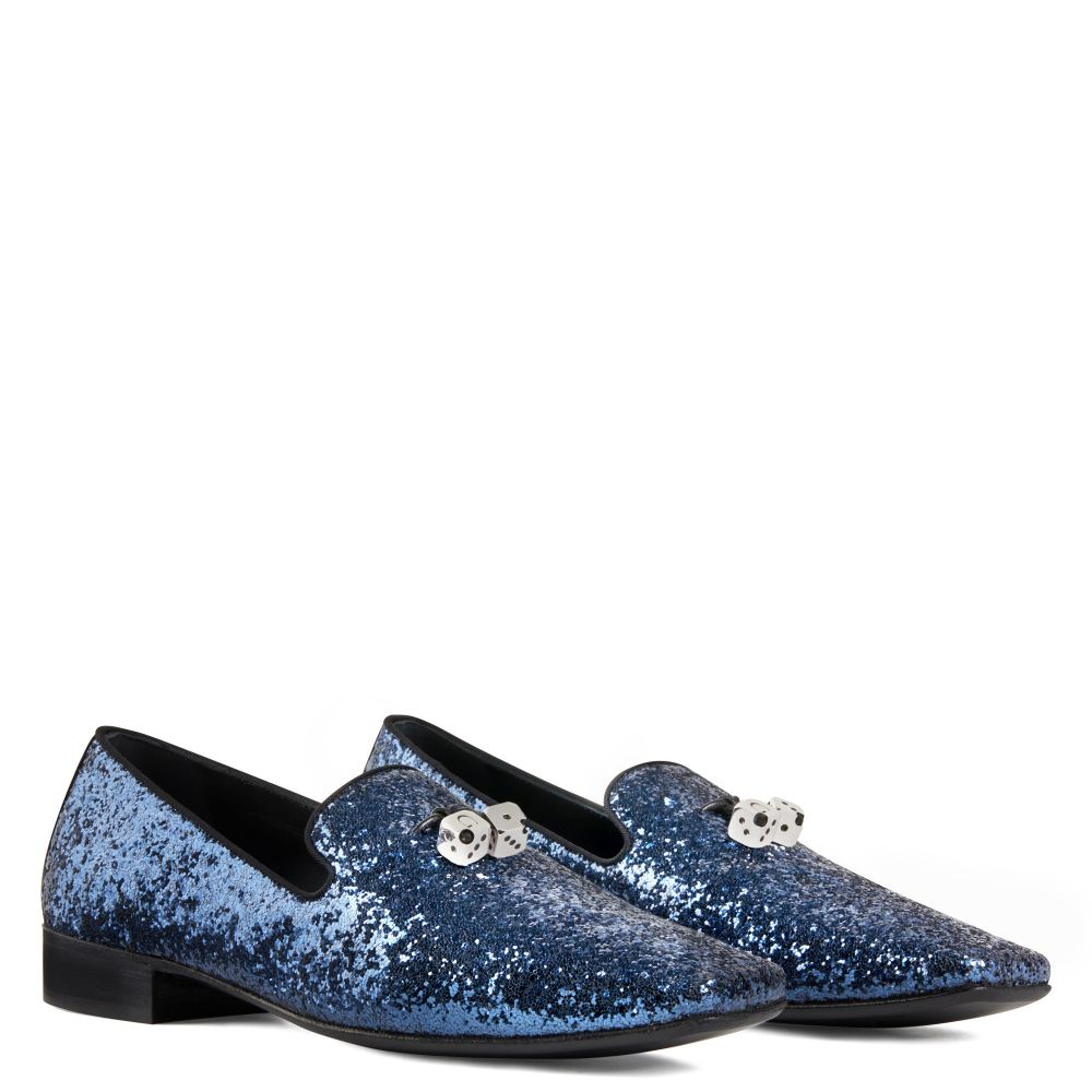 ELIO DICE - Blue - Loafers