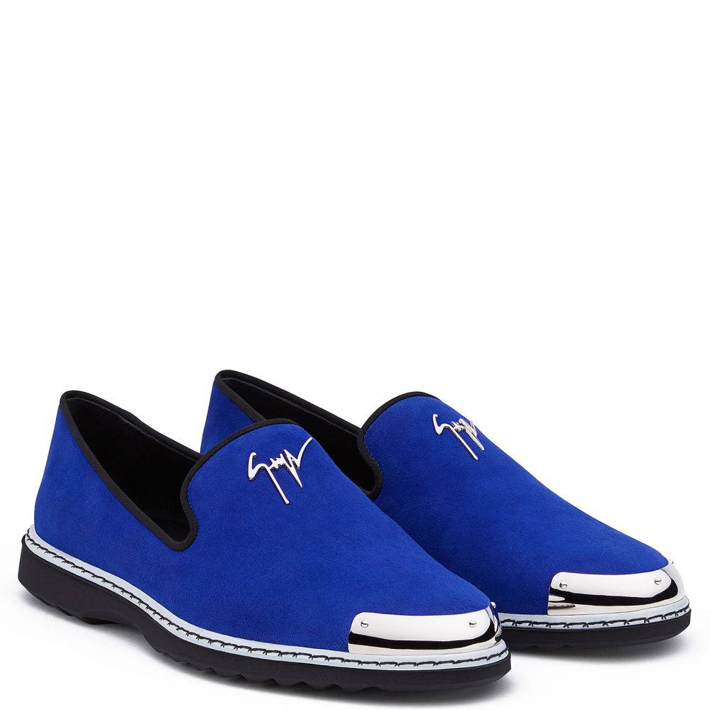 CEDRIC - Blue - Loafers
