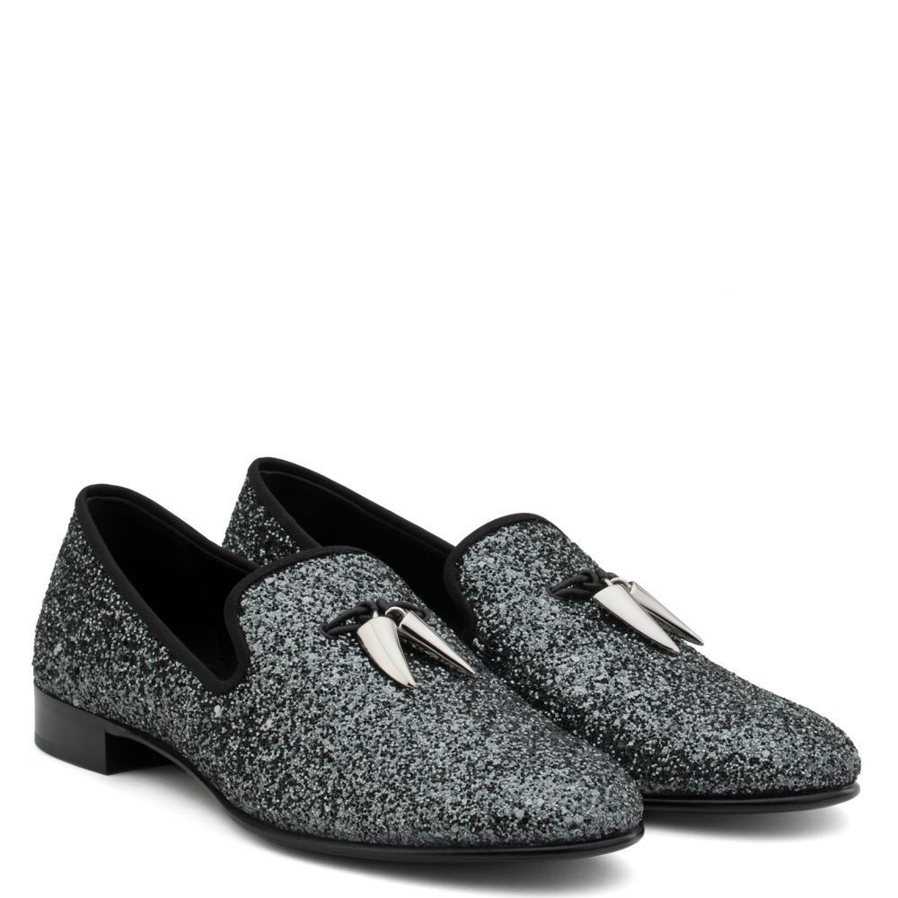 SPACEY - Black - Loafers