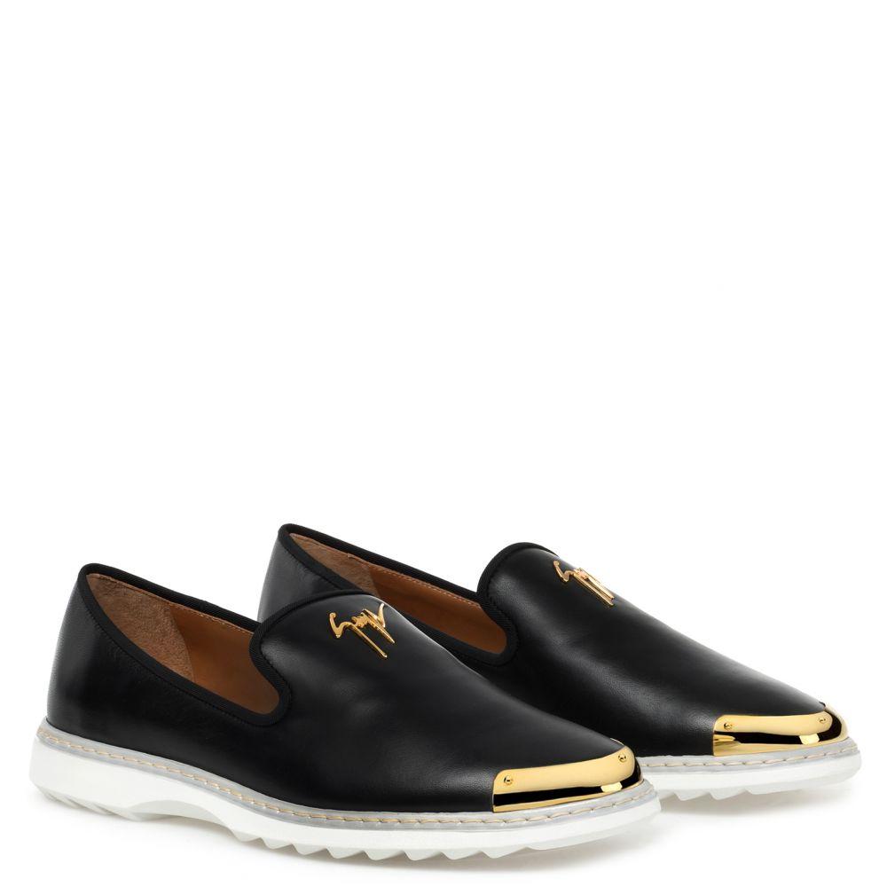 CEDRIC MANHATTAN - BLack - Loafers