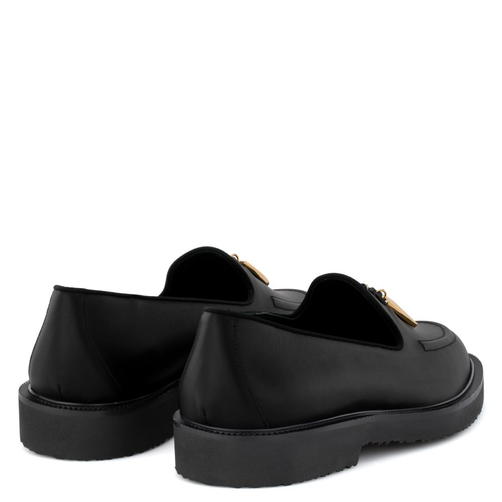 FRED - Black - Loafers