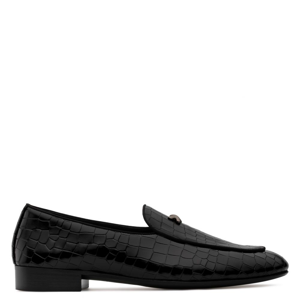 ARCHIBALD CROSS - Black - Loafers