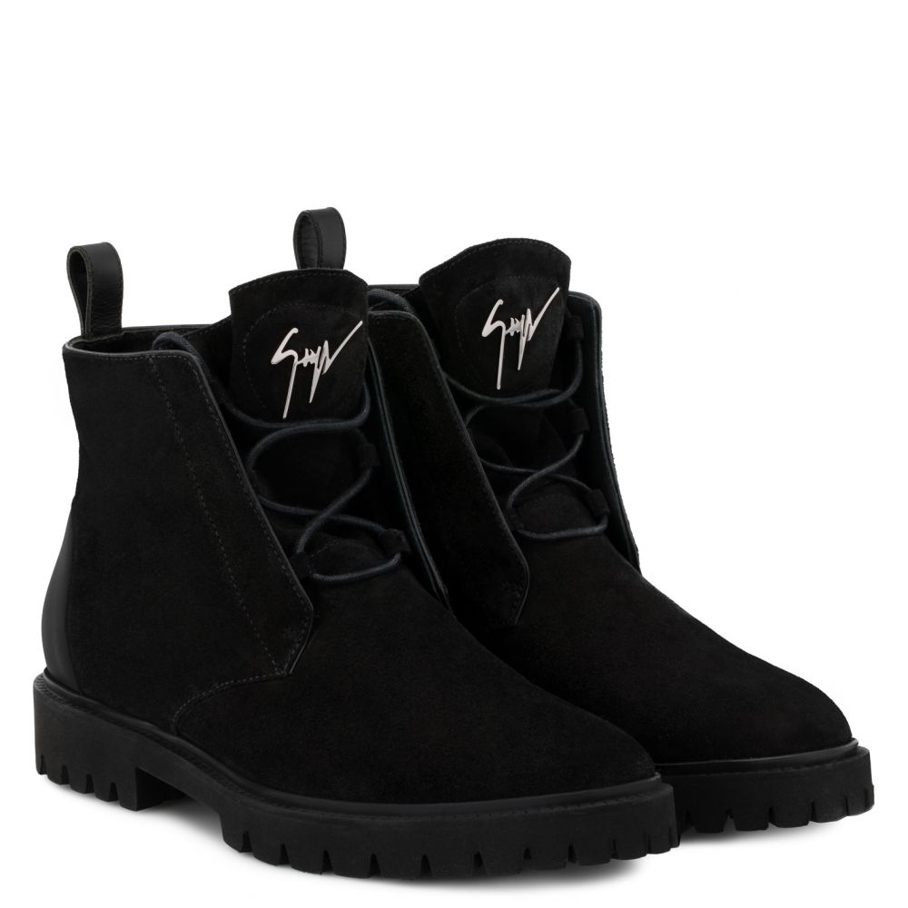 BUDDIE - Black - Boots