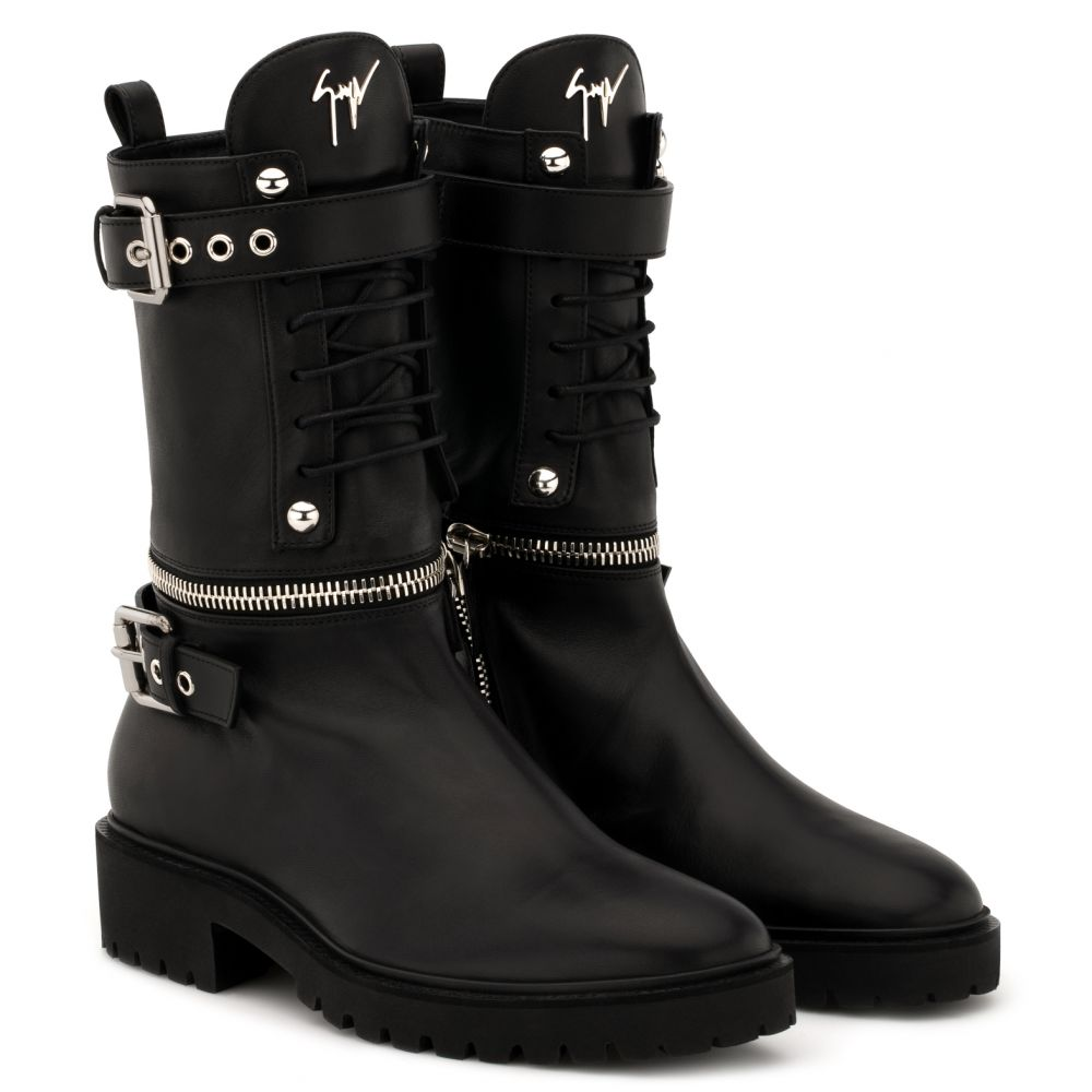 CAMERON - Black - Boots