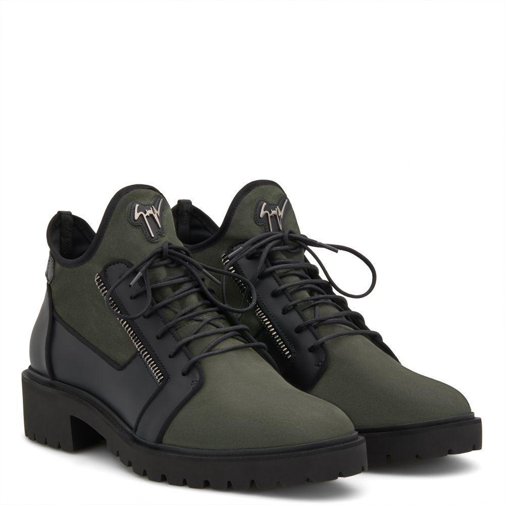 BAXTER - Green - Boots