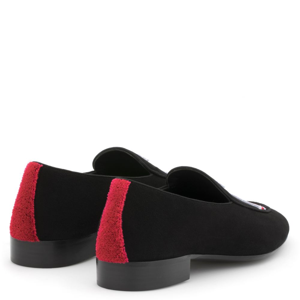 CHALMER - Black - Loafers