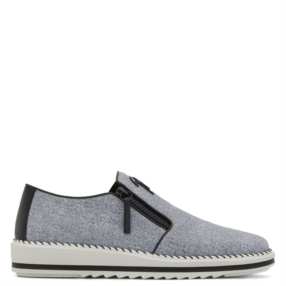 RON - Grey - Loafers