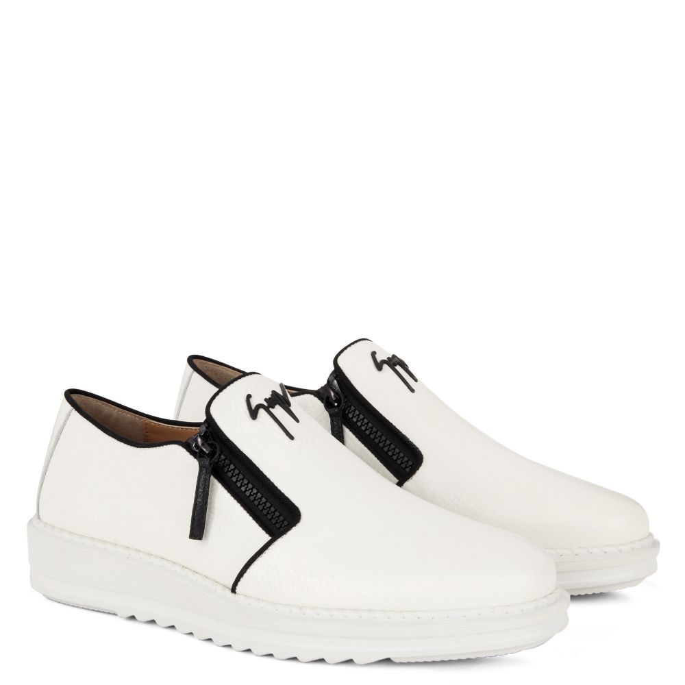 COOPER - White - Loafer