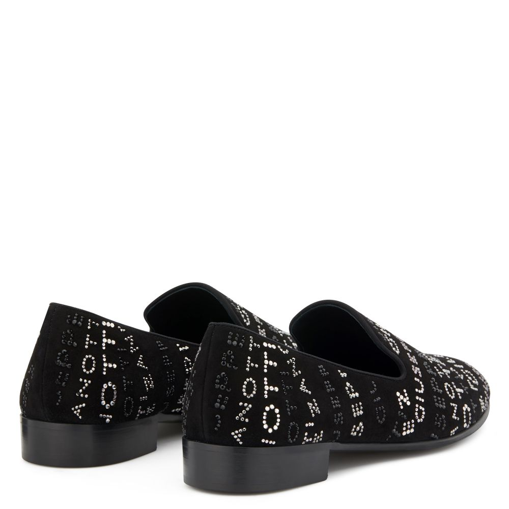 G-GLAM - Black - Loafers